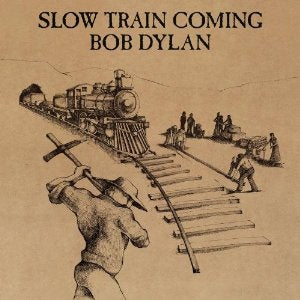 Bob Dylan - Slow Train Coming [LP]