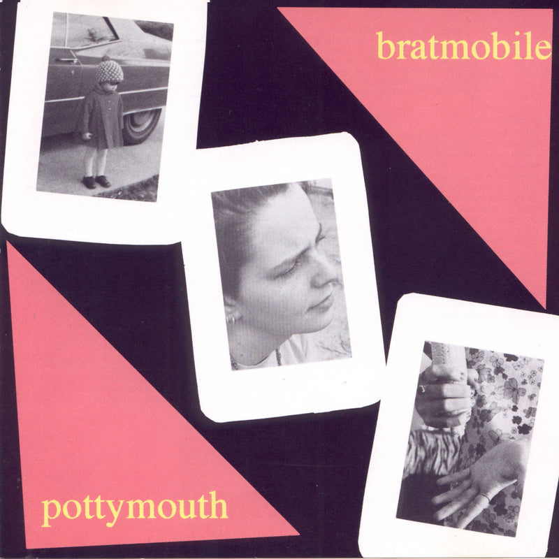 Bratmobile - Pottymouth [LP - Pink]