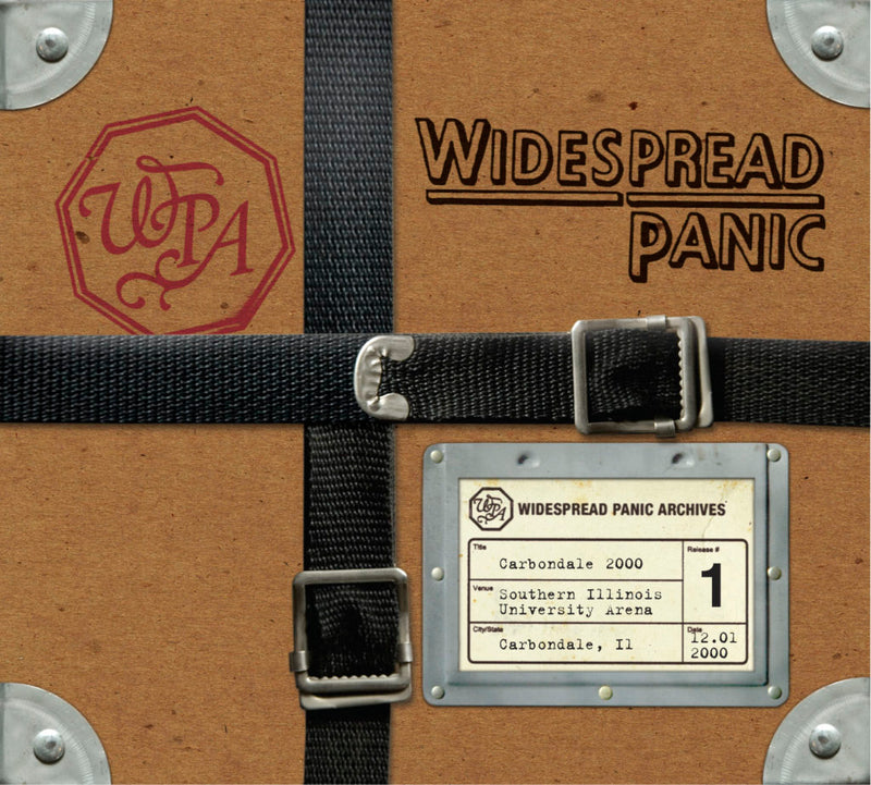 Widespread Panic - Carbondale 2000