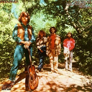 Creedence Clearwater Revival - Green River [LP]