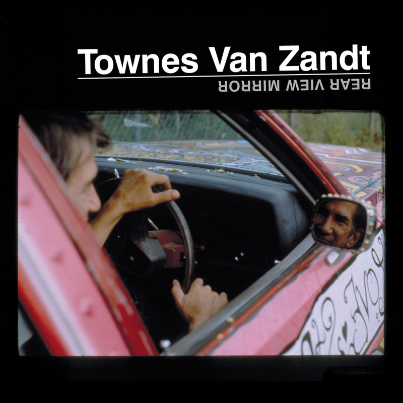 Townes Van Zandt - Rear View Mirror [2xLP]
