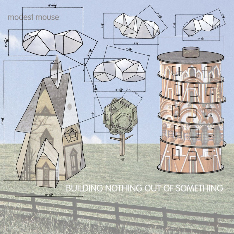 Modest Mouse - Building Nothing Out Of Something [LP]