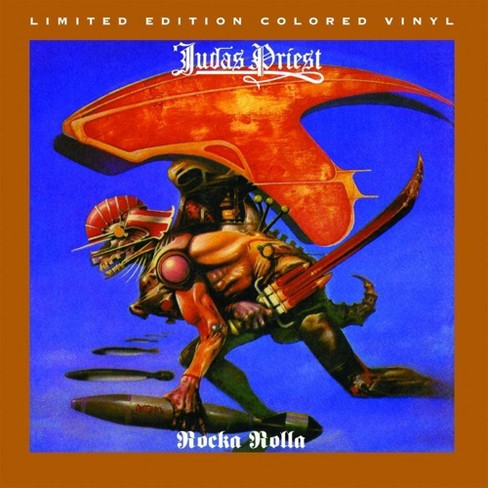 Judas Priest - Rocka Rolla [LP - Grape w/ White & Black Splatter]