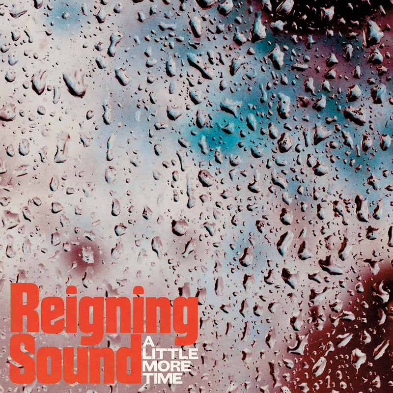 "Reigning Sound - A Little More Time [7""]"