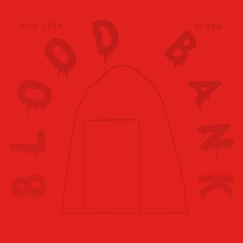 Bon Iver - Blood Bank (10th Anniversary Edition) [LP - Red]