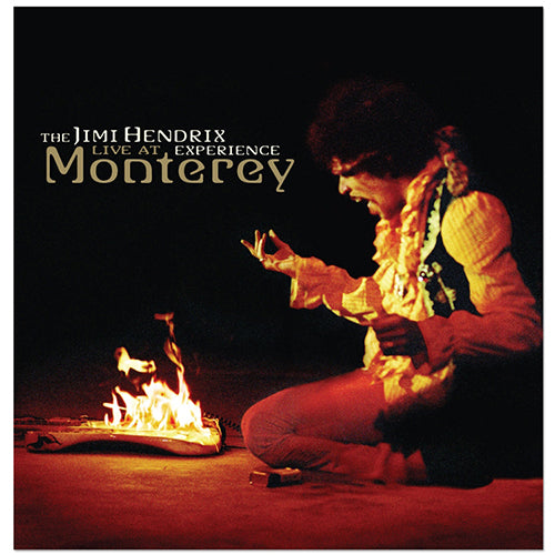 Jimi Hendrix Experience - Live At Monterey [LP]