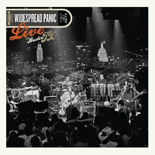 Widespread Panic - Live from Austin, TX [2xLP - Jack O' Lantern]