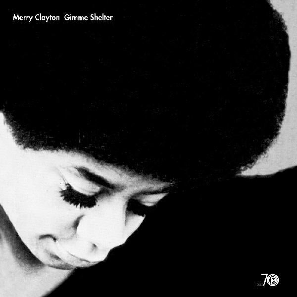 Merry Clayton - Gimme Shelter [LP - Black/White]