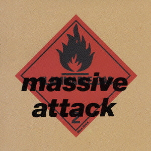 Massive Attack - Blue Lines [LP]
