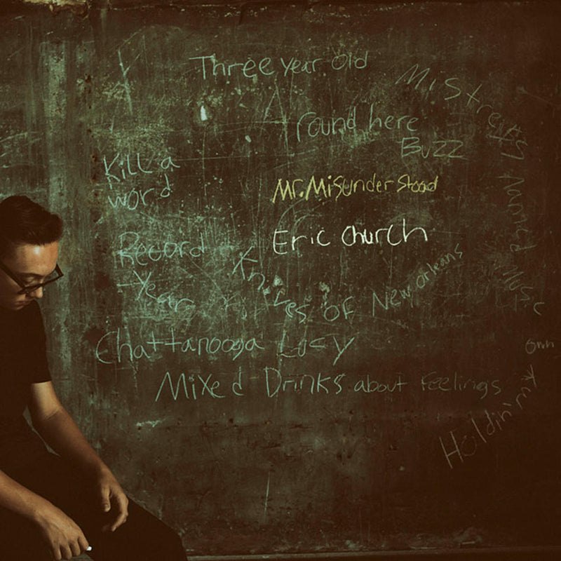 Eric Church - Mr. Misunderstood [LP - Red]