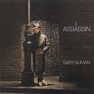 Gary Numan - I, Assassin [LP - Green]