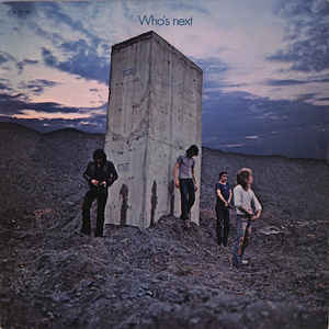 Who, The - Who's Next [LP]