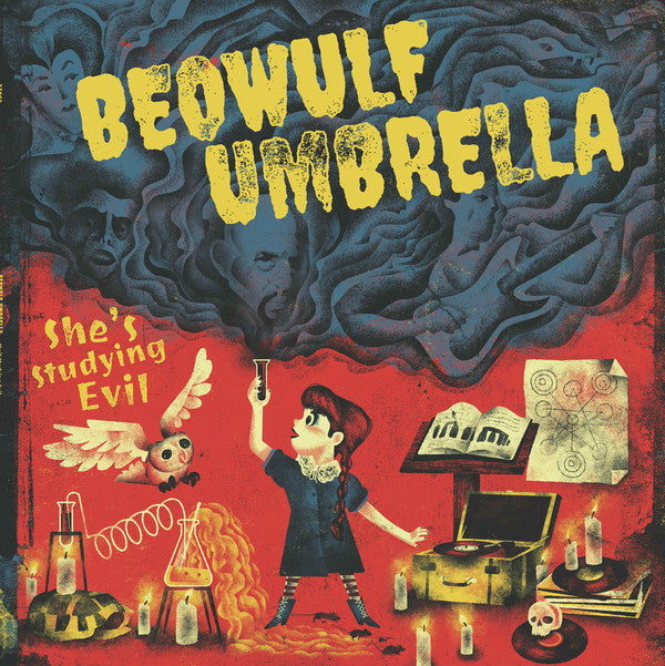 Beowulf Umbrella - She's Studying Evil [LP]