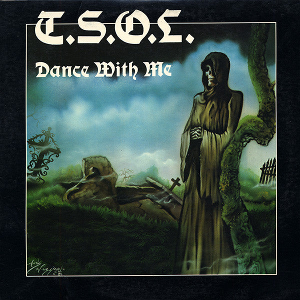 T.S.O.L. - Dance With Me [LP - Color]