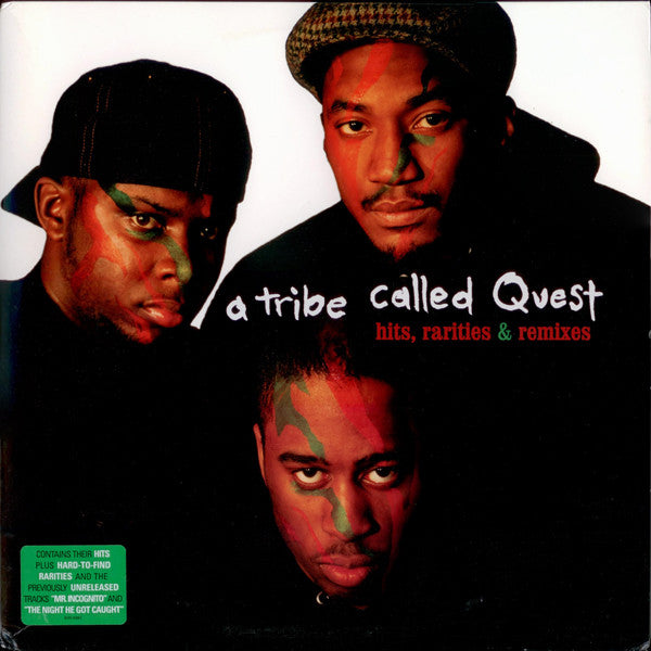 A Tribe Called Quest - Hits, Rarities & Remixes [2xLP]