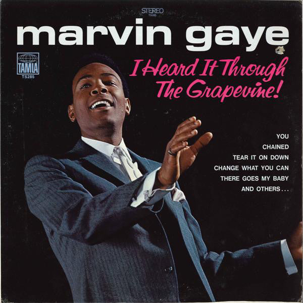 Marvin Gaye - I Heard It Through The Grapevine [LP]