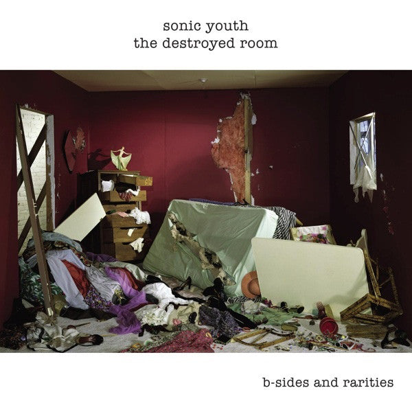 Sonic Youth - Destroyed Room: B-sides And Rarities [2xLP]