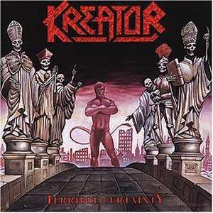 Kreator - Terrible Certainty [2xLP]
