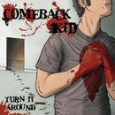 Comeback Kid - Turn It Around [LP - Color]