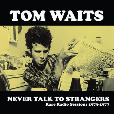 Tom Waits - Never Talk To Strangers [LP]