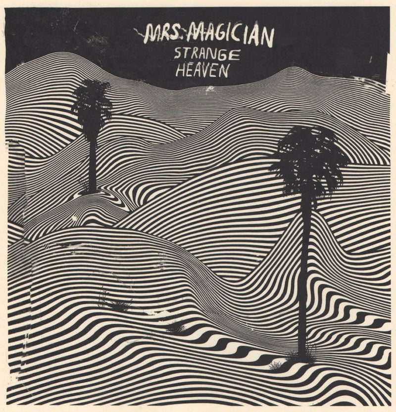 Mrs. Magician - Strange Heaven [LP]