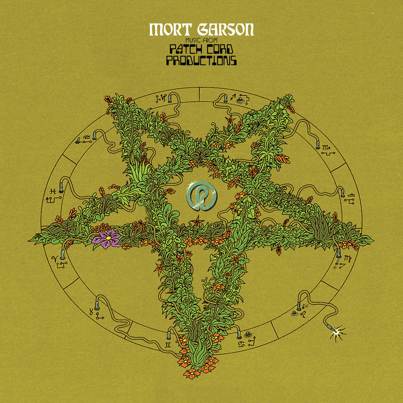 Mort Garson - Music from Patch Cord Productions [LP - Green/Purple Splatter]
