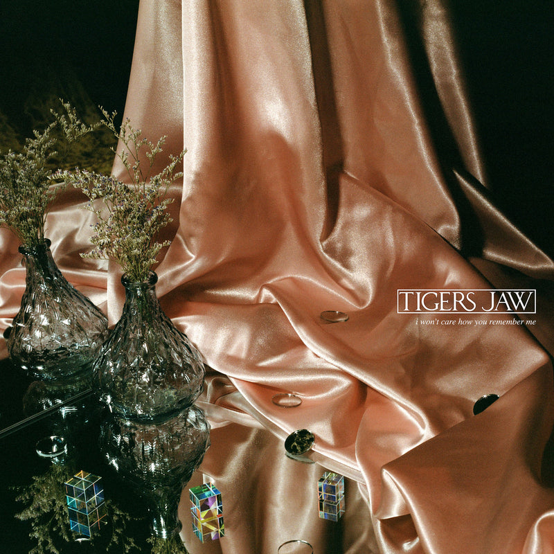 Tigers Jaw - I Won't Care How You Remember Me [LP - Coke Bottle Green]
