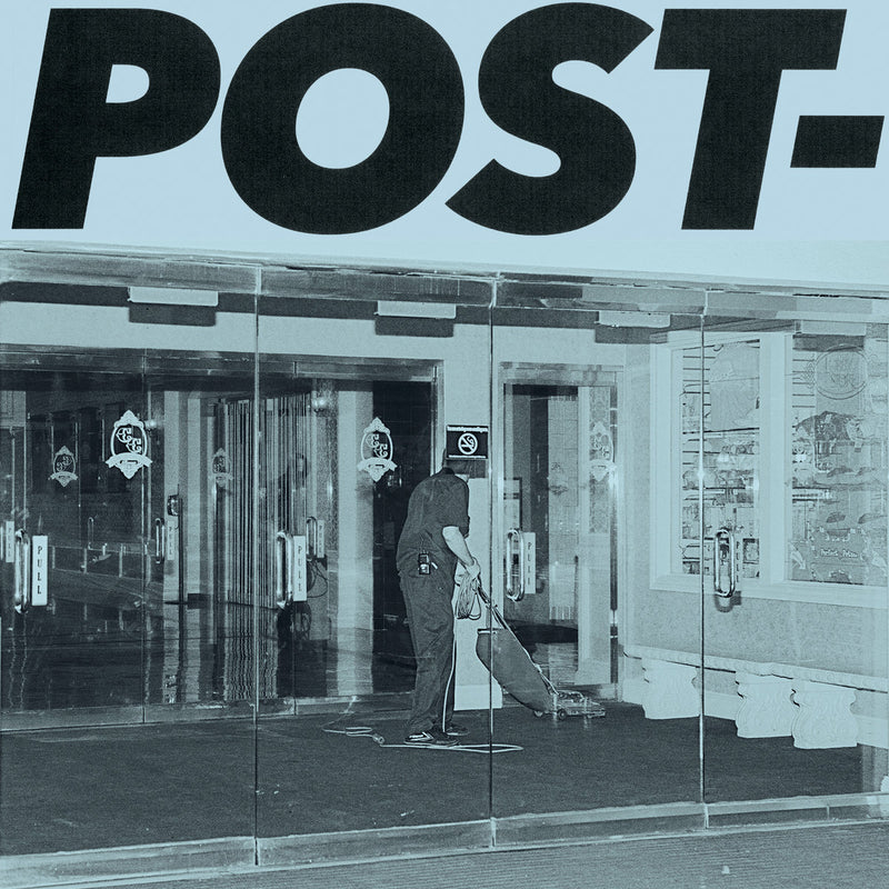 Jeff Rosenstock - Post [LP - Light Blue]