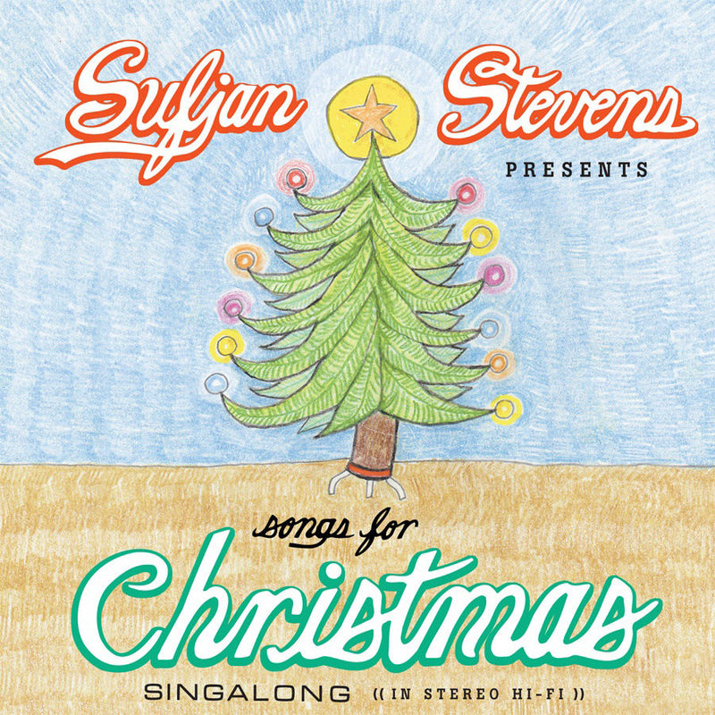 Sufjan Stevens - Songs For Christmas [5xLP - Box]