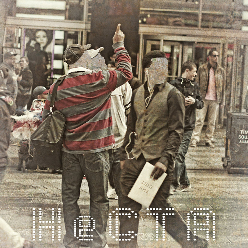 HeCTA - The Diet [LP - Red]