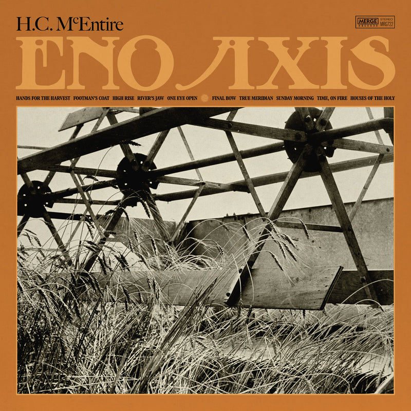 H.C. McEntire - Eno Axis [LP - Copper Marble]