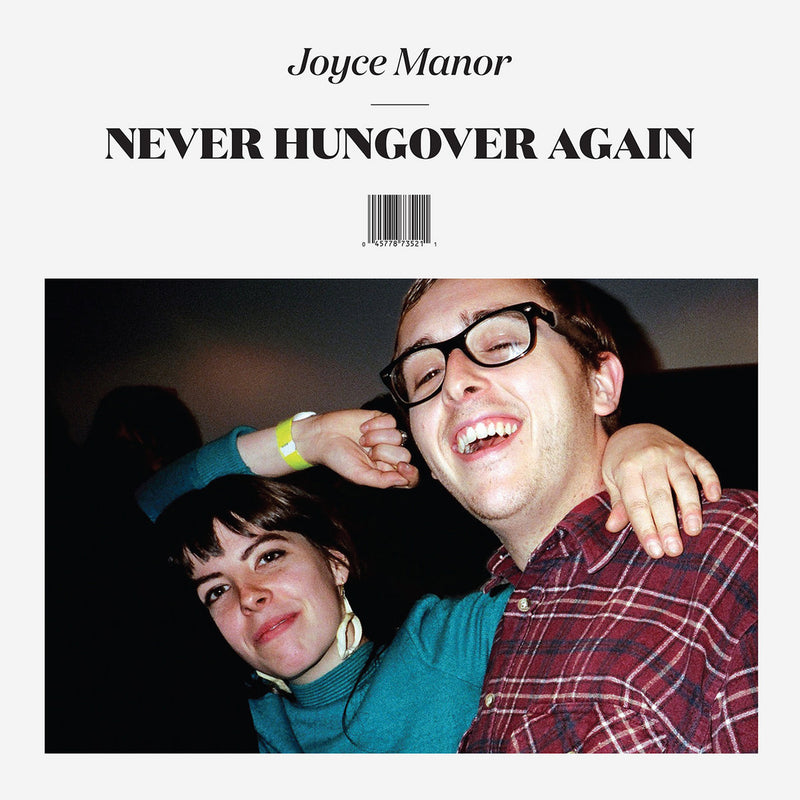 Joyce Manor - Never Hungover Again [LP]