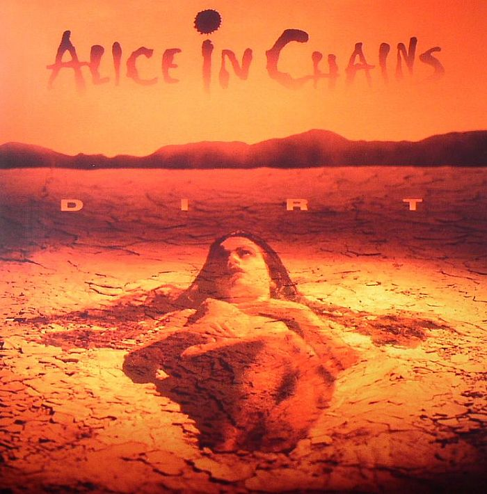 Alice In Chains - Dirt [LP]