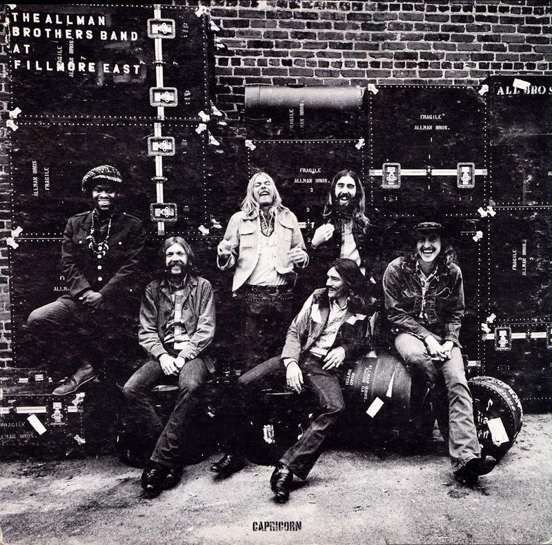 Allman Brothers Band - At Fillmore East [2xLP]
