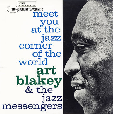 Art Blakey - Meet You At The Jazz Corner Of The World Vol. 2 [LP]