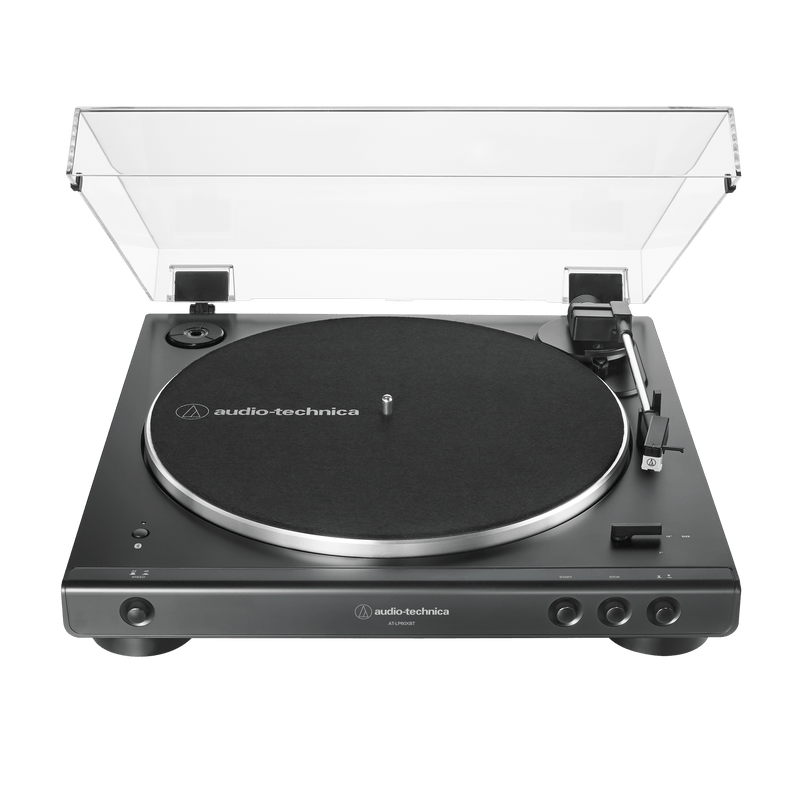 Audio Technica AT-LP60XBT (Bluetooth) [Turntable - Black]