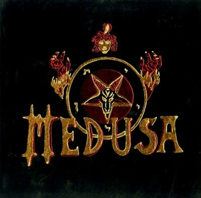 Medusa - First Step Beyond [LP - Red/Gold]