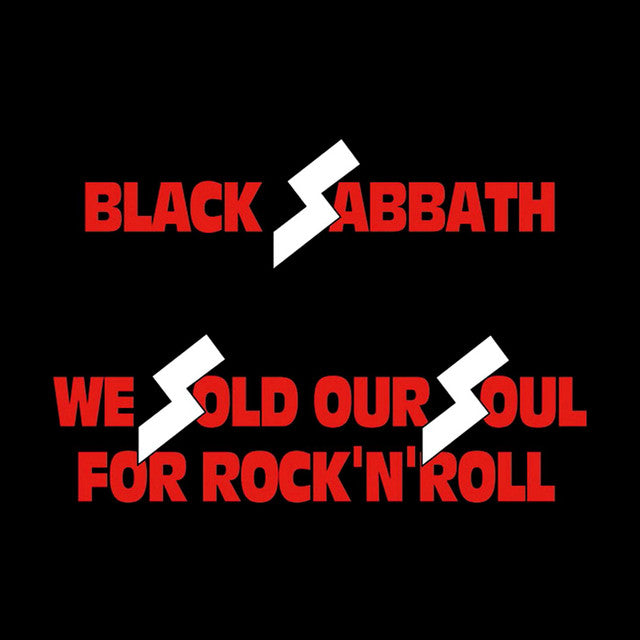 Black Sabbath - We Sold Our Soul For Rock 'N' Roll [2xLP - Red]