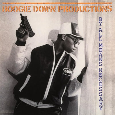 Boogie Down Productions - By All Means Necessary [LP]