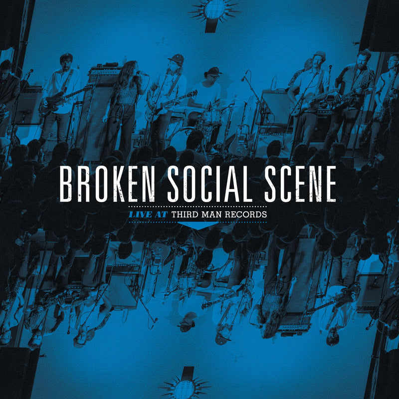 Broken Social Scene - Live At Third Man [LP]
