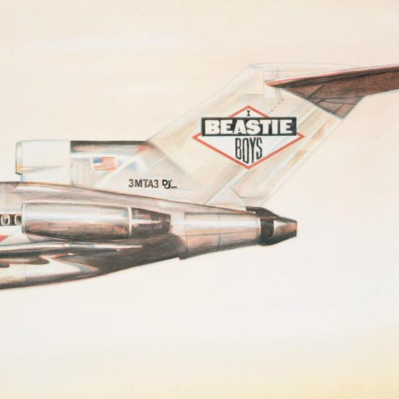 Beastie Boys - Licensed to Ill [LP]