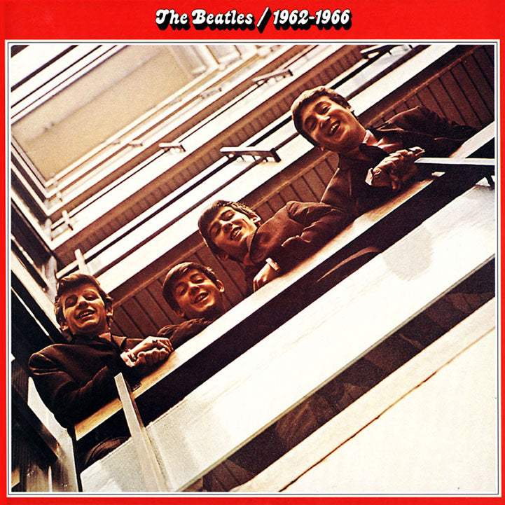 Beatles, The - 1962 - 1966 [2xLP]
