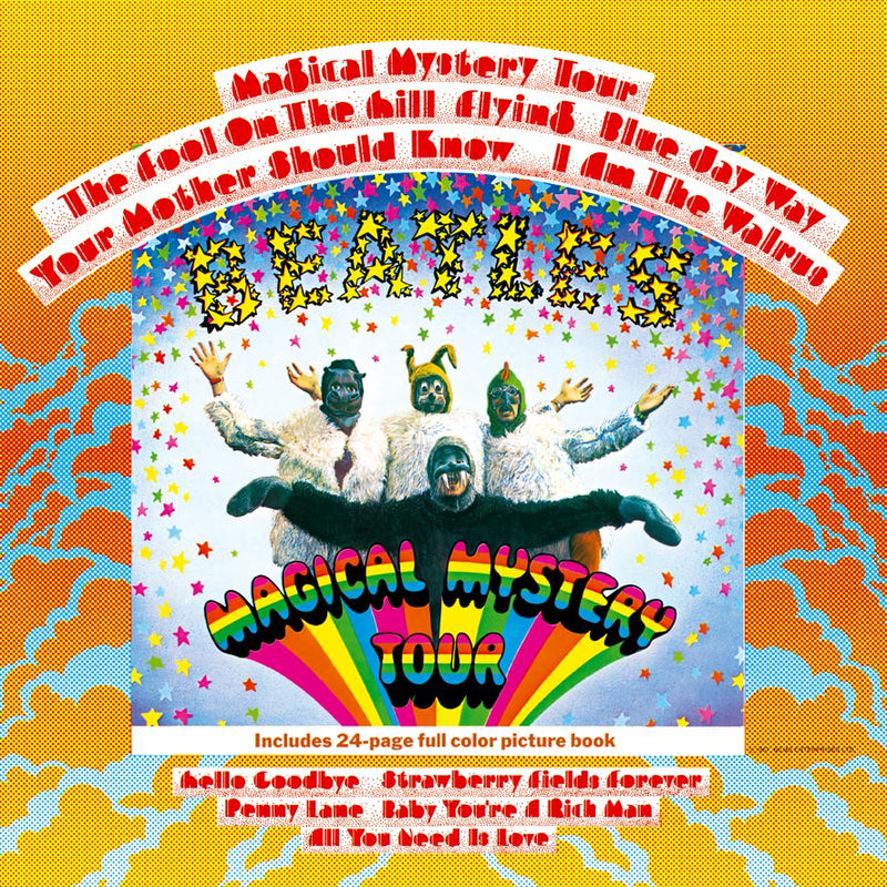 Beatles, The - Magical Mystery Tour [LP]