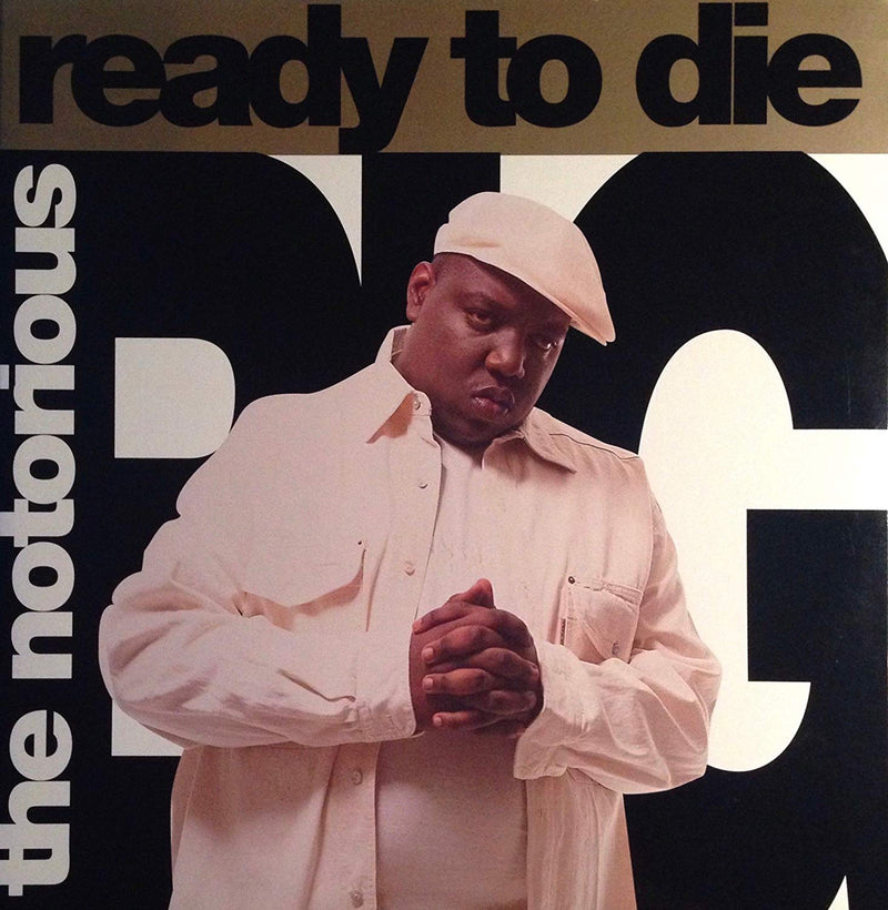 Notorious B.I.G. - Ready To Die [2xLP]