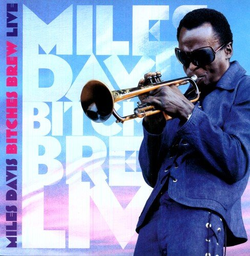Miles Davis - Bitches Brew Live [2xLP]