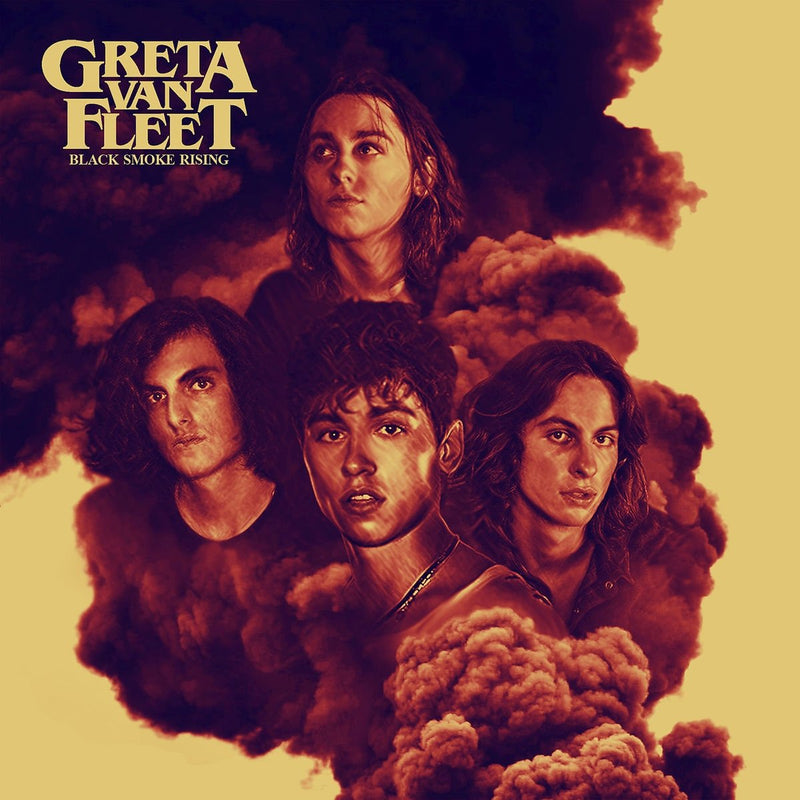 Greta Van Fleet - Black Smoke Rising [LP]