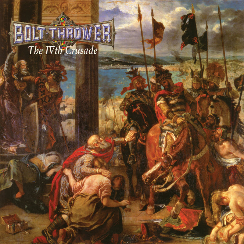 Bolt Thrower - The IVth Crusade [LP]