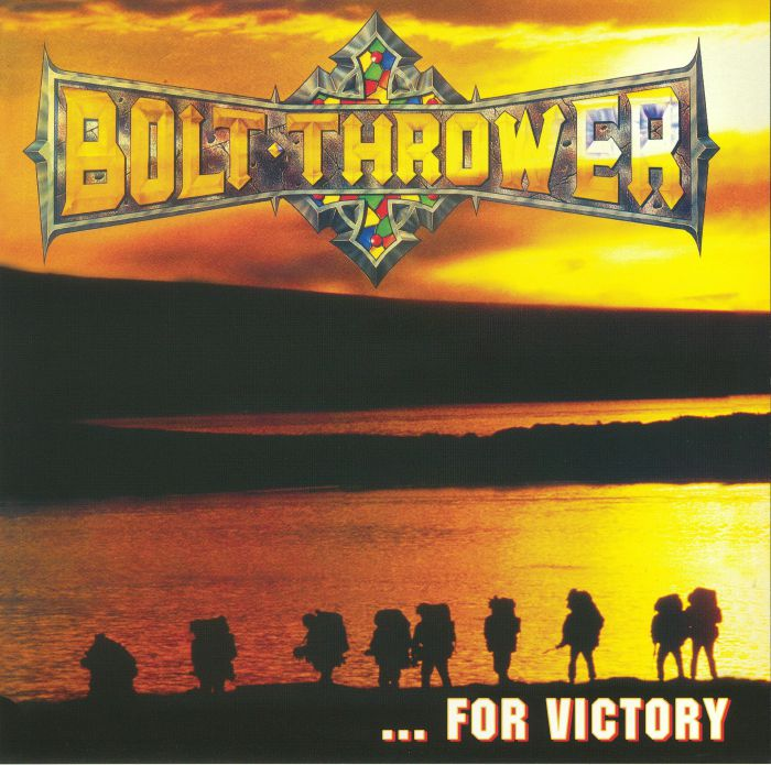 Bolt Thrower - ...For Victory [LP]