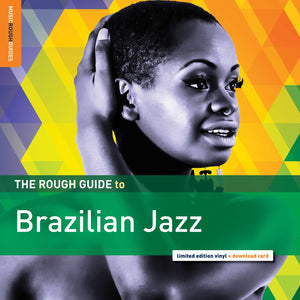 Various Artists - The Rough Guide To Brazilian Jazz [LP]