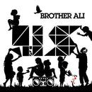 "Brother Ali - Us (10th Anniversary) [2xLP+7"" - Red/White]"